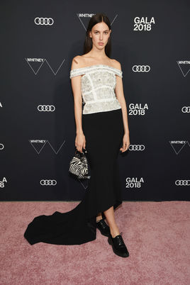 Whitney gala 2018   ruby aldridge   credit getty dimitrios